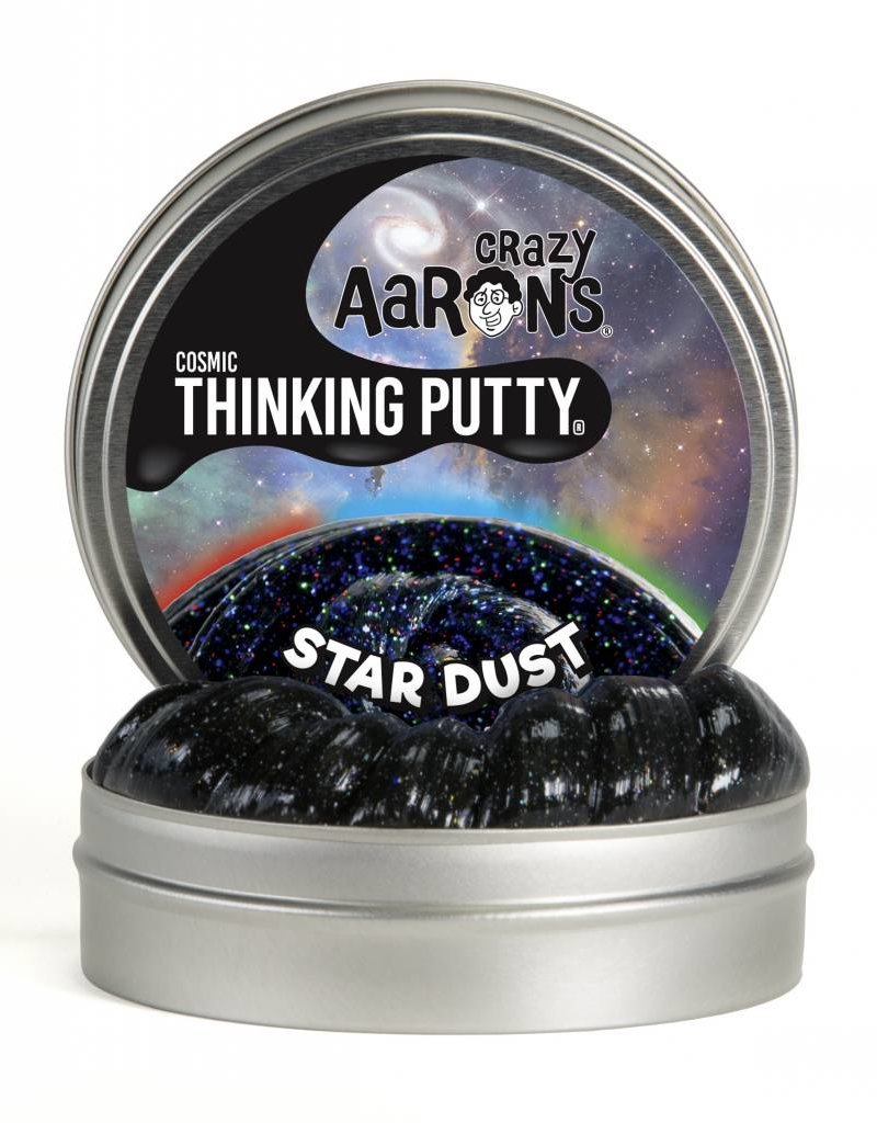 Crazy Aarons Thinking Putty Crazy Aaron's Thinking Putty - Star Dust