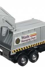 Toysmith City Garbage Truck