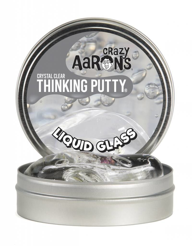 Crazy Aarons Thinking Putty Crazy Aaron's Thinking Putty - Liquid Glass