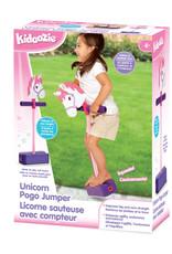 Kidoozie Hop & Squeak Unicorn Pogo Jumper