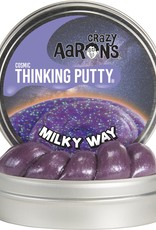 Crazy Aarons Thinking Putty Crazy Aaron's Thinking Putty - Milky Way