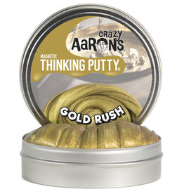 Crazy Aarons Thinking Putty Crazy Aaron's Thinking Putty - Gold Rush