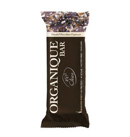 Organique Bar | Toasted Hazelnut Expresso (Grass-Fed Whey)