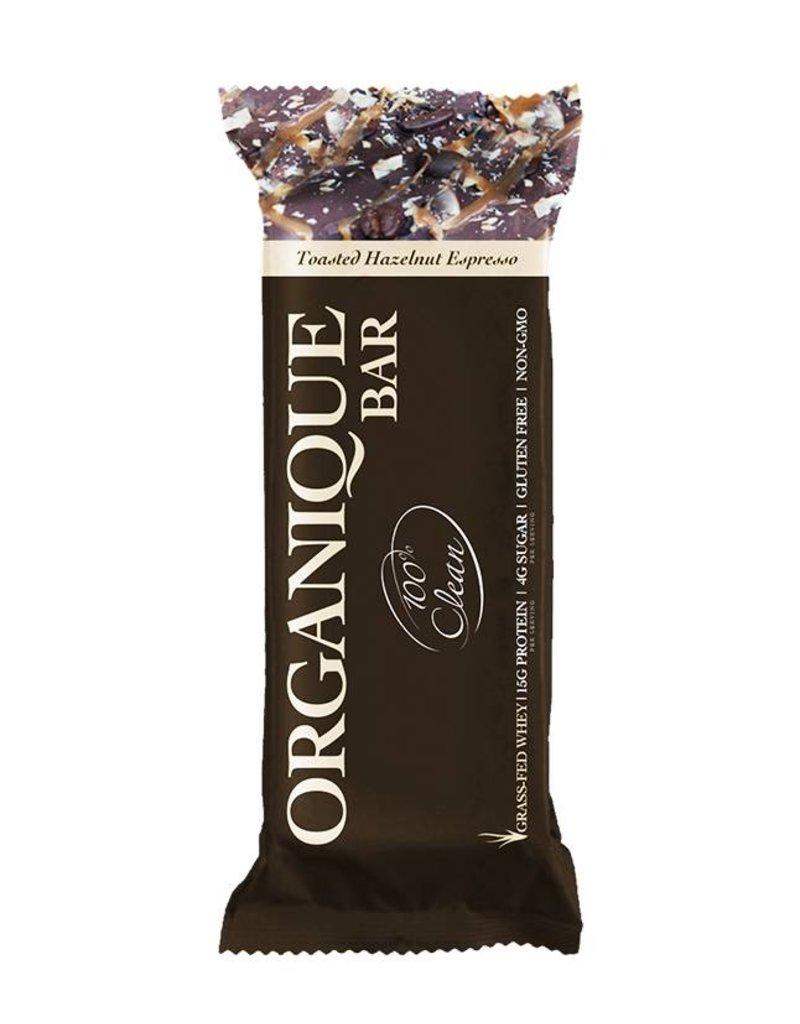 Organique Bar | Toasted Hazelnut Expresso (Grass-Fed Whey)