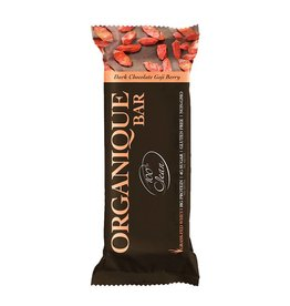 Organique Bar | Dark Chocolate Goji Berry (Grass-Fed Whey)