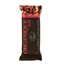 Organique Bar | Cashew Cherry Quinoa (Vegan)