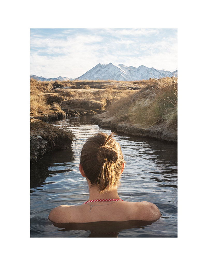 Hot Geyser Spring Massage Bath and Shock Shower