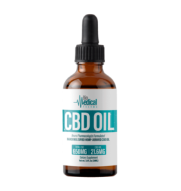 BioMedicalPharms Hemp Oil 650mg