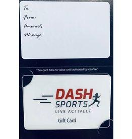Dash Sports Gift Card