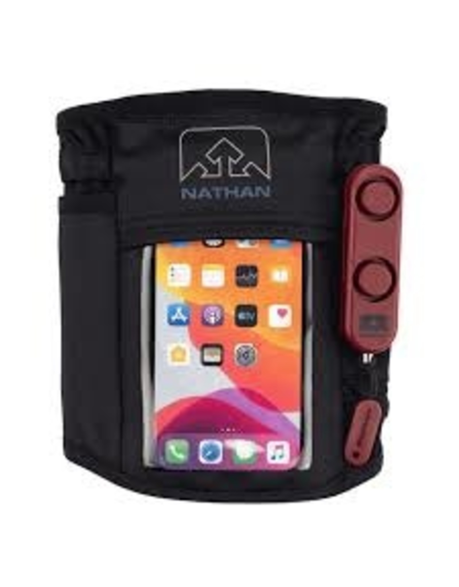 Nathan SaferRun Arm Sleeve Phone Carrier
