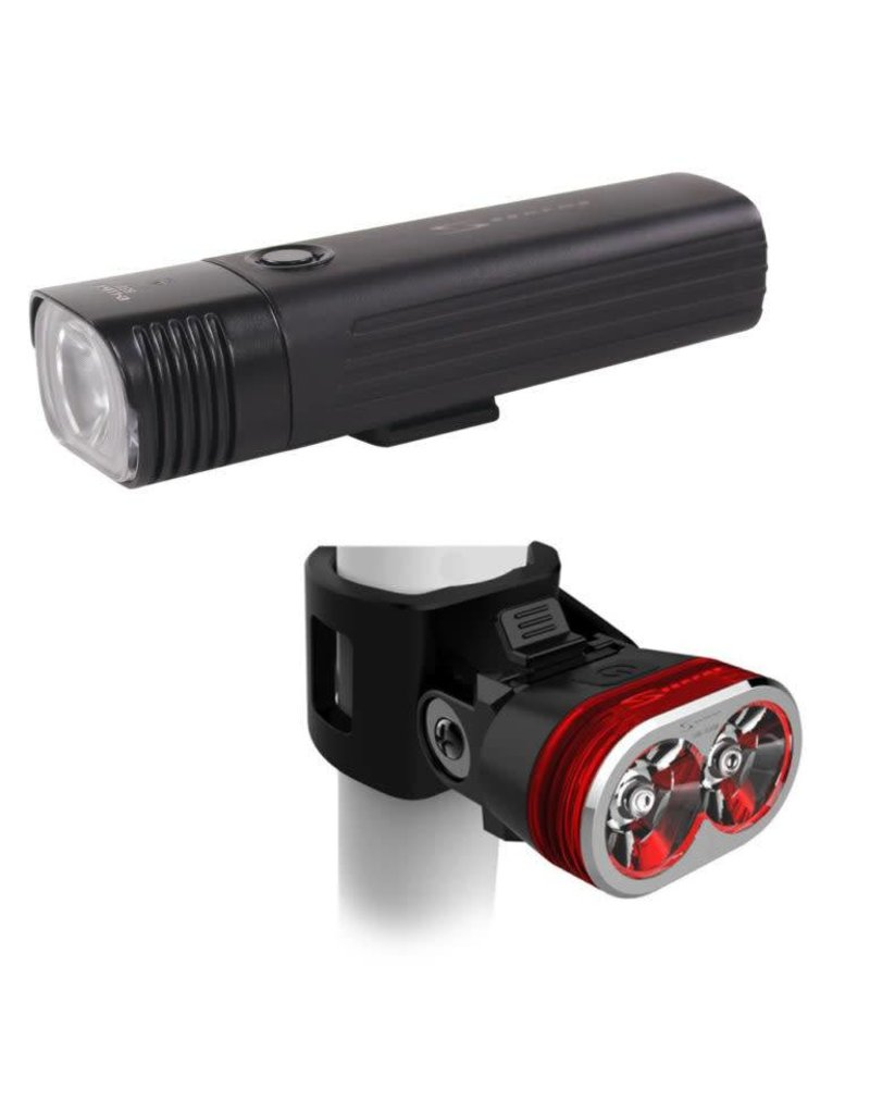 Serfas ESC-650 Light Combo