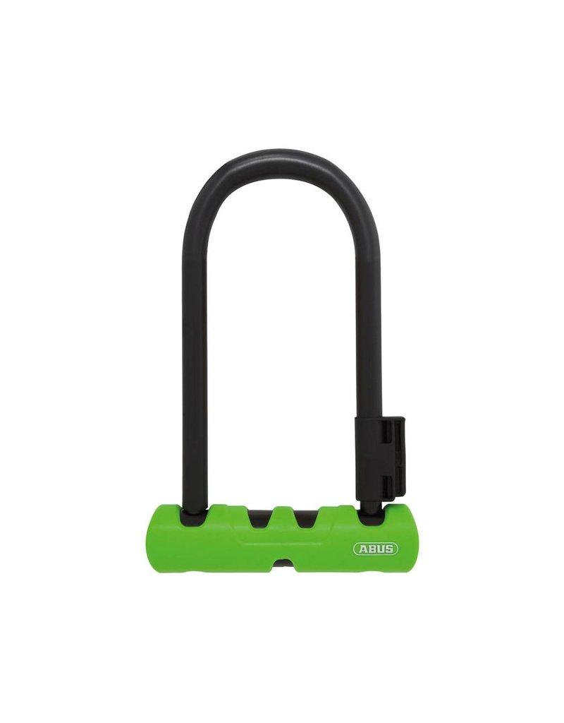 """ABUS ABUS Keyed U-Lock Ultra Mini 410: 7"""" Shackle, Black"""