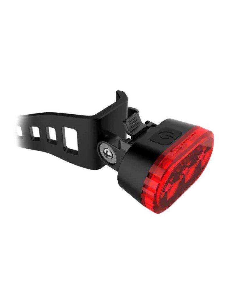 SERFAS Cosmo 15 Lumen 3 LED Tail-Light