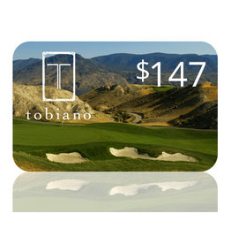 $147 Gift Card (One 18-Hole Green Fee)