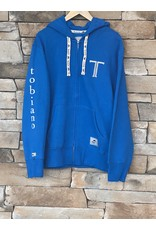 Roots Roots Tobiano Mens Hoodie Zip