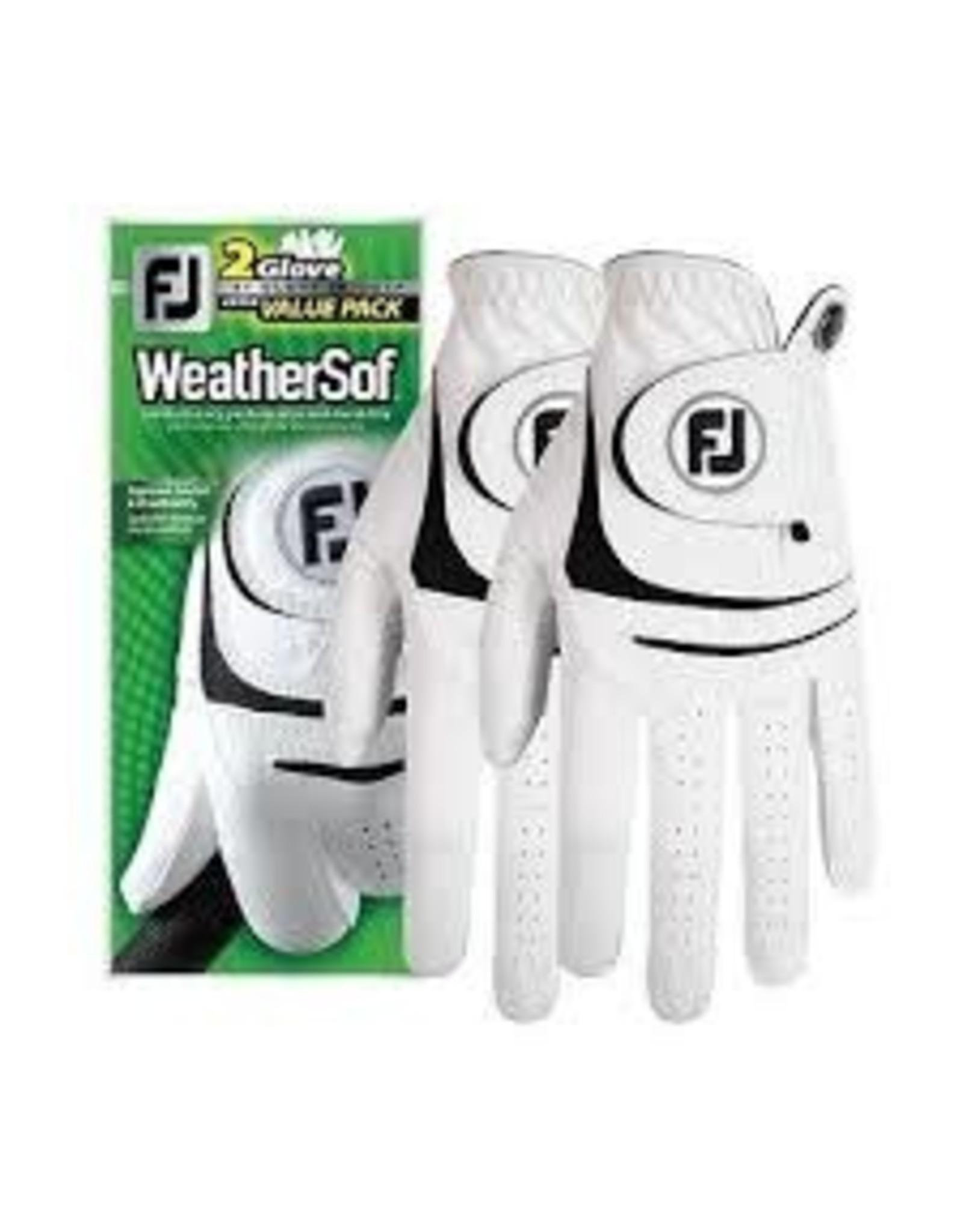 Acushnet FJ Ladies 2PK Weathersof Glove