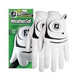 Acushnet FJ Ladies 2PK Weathersof Glove