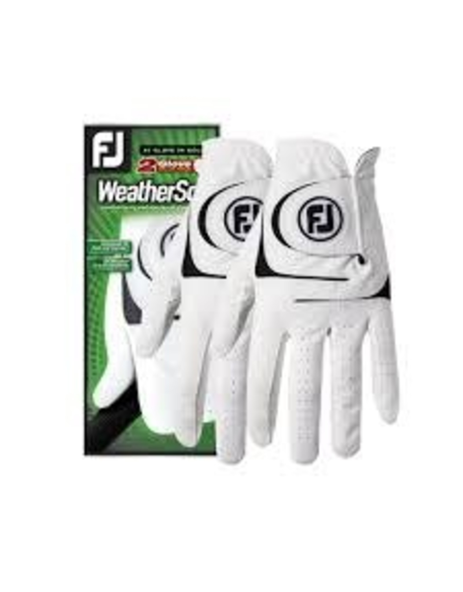 Acushnet FJ Mens 2PK Weathersof Glove
