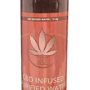 Heavenly Candy CBD PURIFIED WATER | CHERRY | 15mg | 23.7 Fl Oz