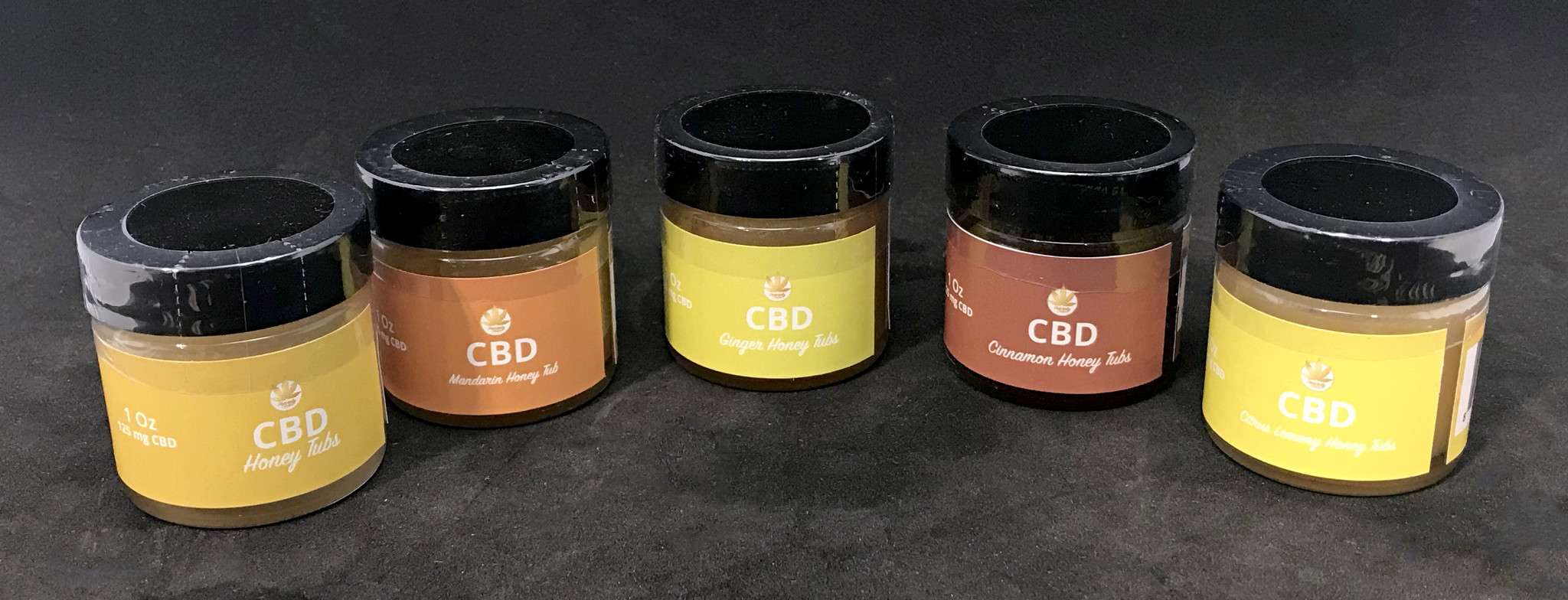 Heavenly Candy PET CBD | GINGER PET TUB | 125mg
