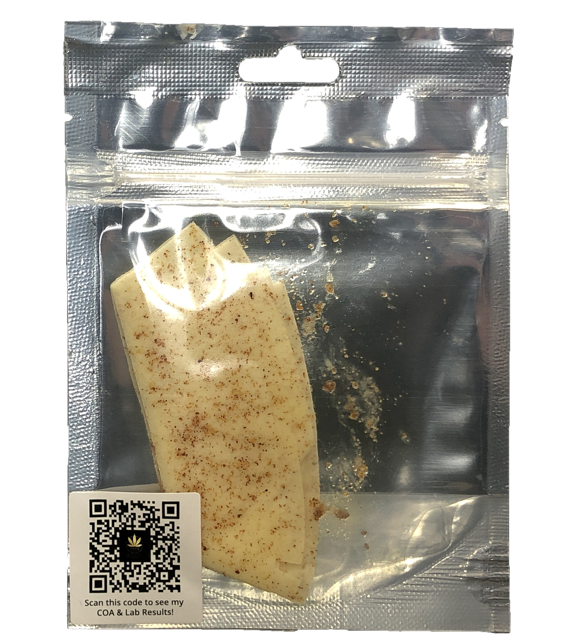 Heavenly Candy CBD FACIAL MASK   PEPPERMINT   20mg   1 SHEET