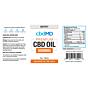 cbdMD CBD OIL TINCTURE DROPS | 5000mg | BERRY FLAVOR