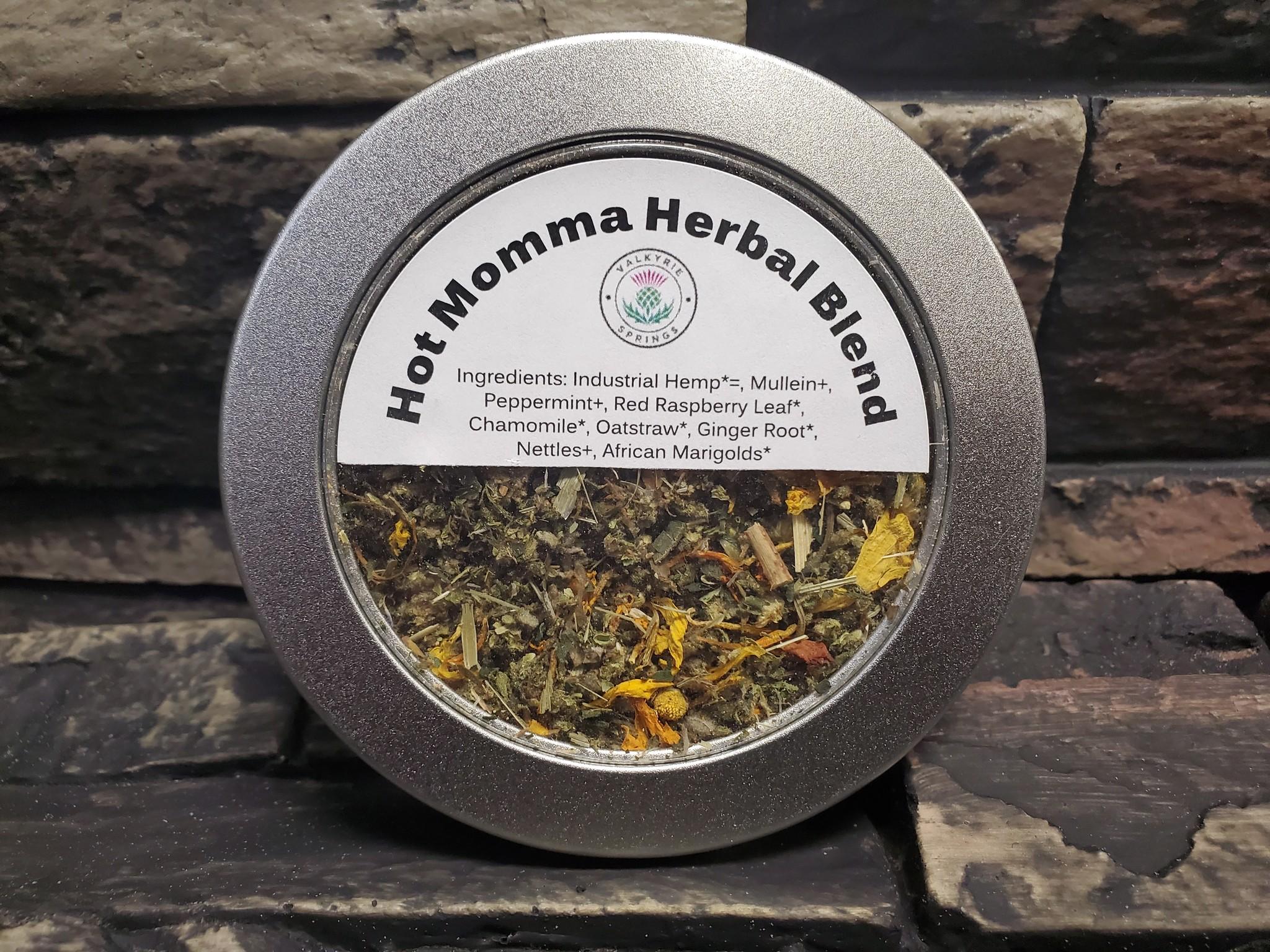 Valkyrie Springs Valkyrie Springs | Hot Momma Herbal Blend | 7g