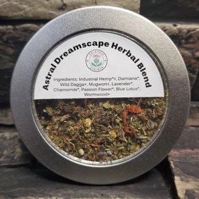 Valkyrie Springs | Astral Dreamscape Herbal Blend | 7g