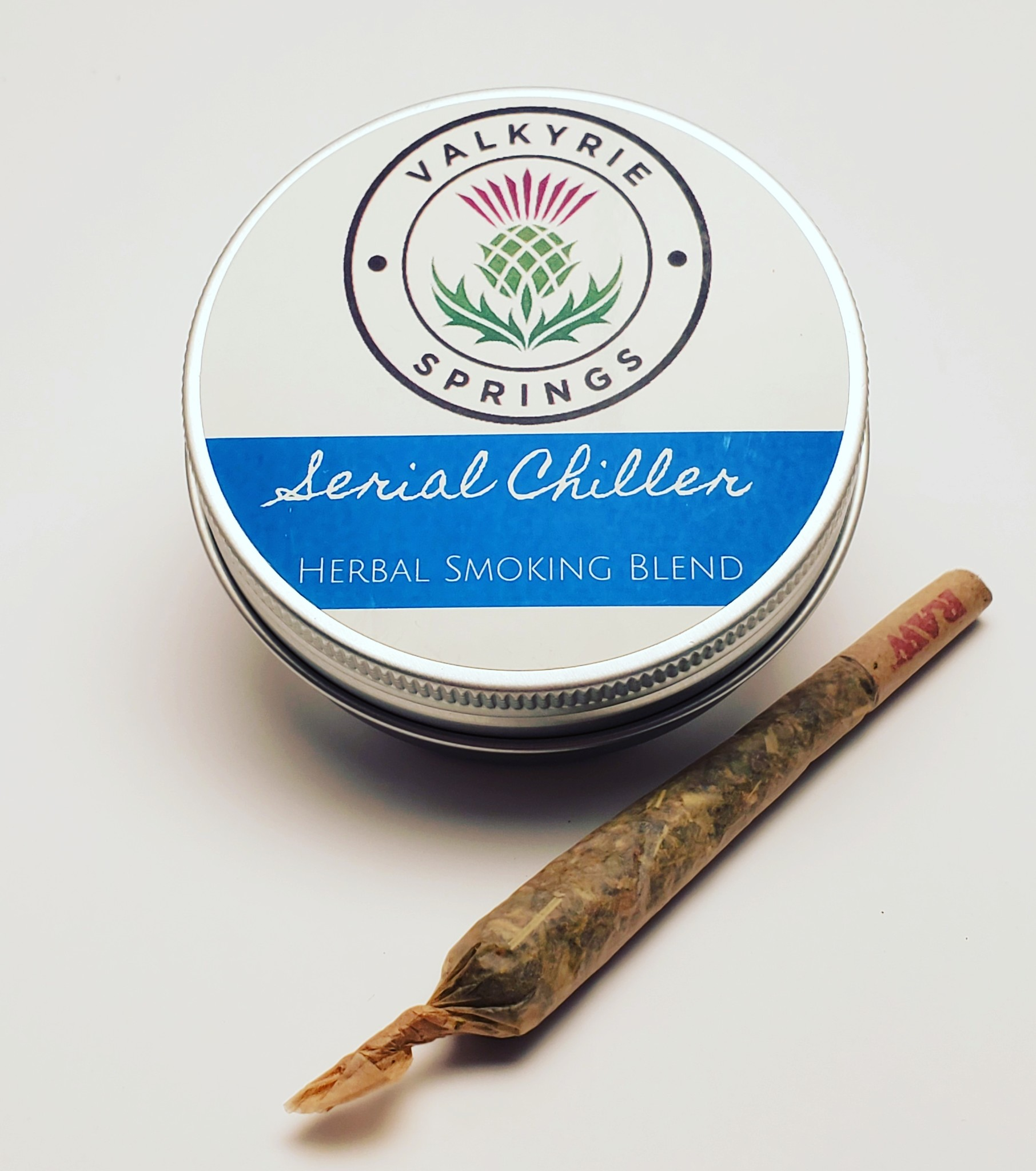 Valkyrie Springs Valkyrie Springs | SERIAL CHILLER HERBAL BLEND | 3.5g