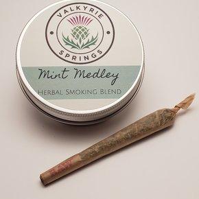 Valkyrie Springs | Mint Medley Herbal Blend | 3.5g