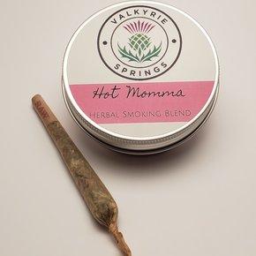 Valkyrie Springs | Hot Momma Herbal Blend | 3.5g