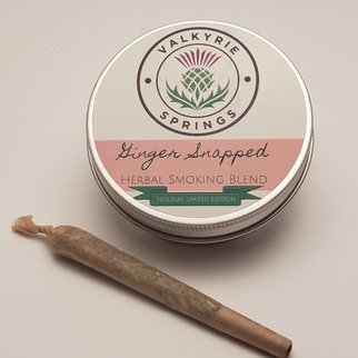 Valkyrie Springs Valkyrie Springs | GINGER SNAPPED BLEND PRE-ROLL | 0.5g
