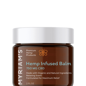 | MYRIAM'S HEMP | 750MG CBD BALM | 2oz |