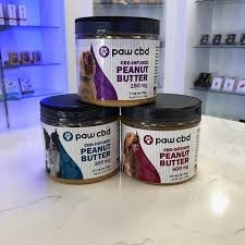 cbdMD | PAW CBD PEANUT BUTTER SPREAD FOR DOGS | 3 LEVELS |
