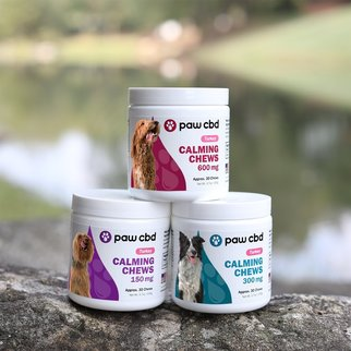 cbdMD | PAW CBD CALMING SOFT CHEWS FOR DOGS | 3 LEVELS |