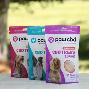 cbdMD | PAW CBD DOG TREATS | 3 LEVELS |