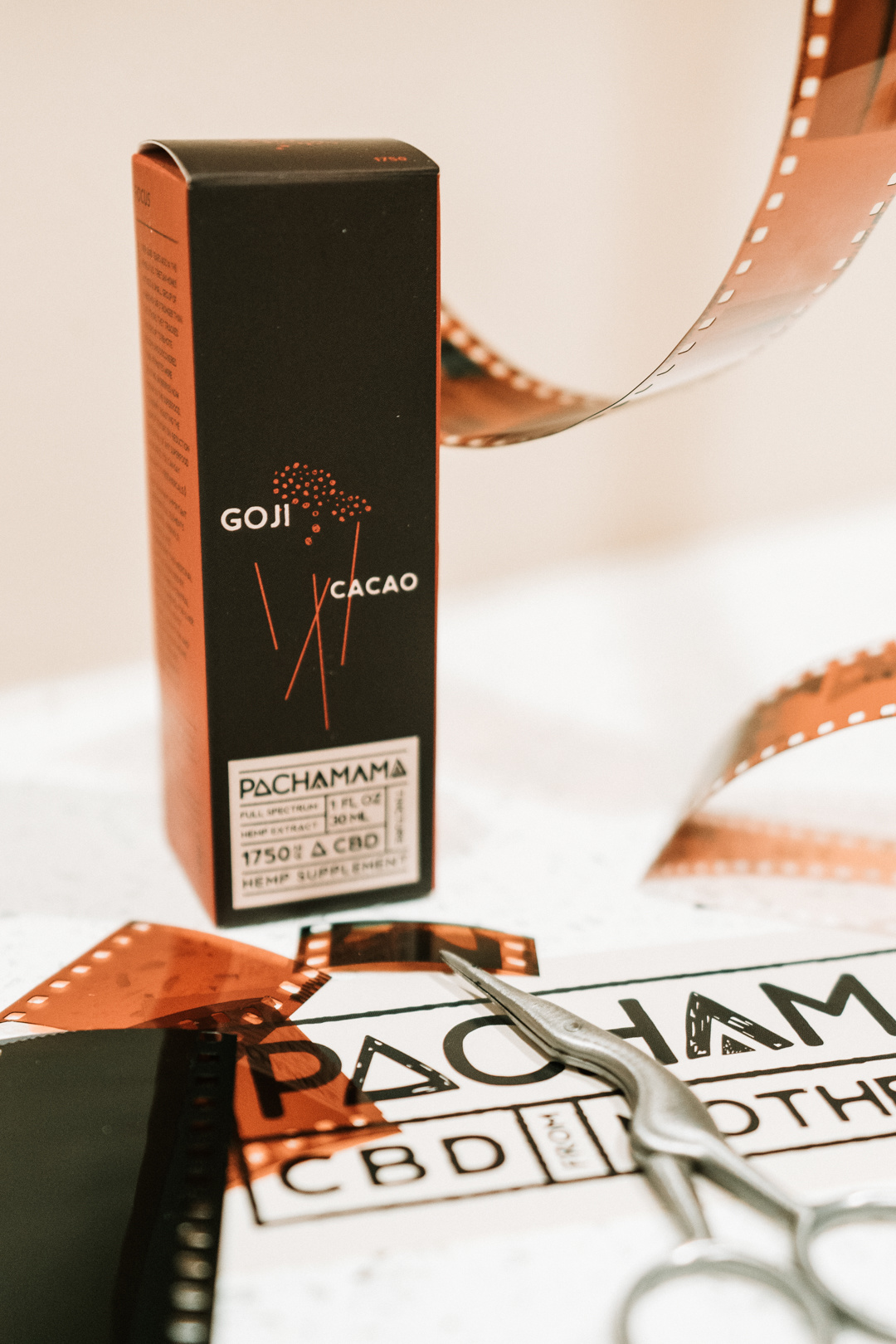PachaMama CBD | PACHA MAMA CBD | FOCUS | GOJI CACAO | 2 LEVELS |