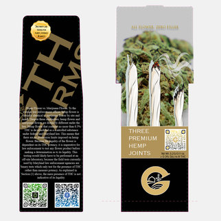Georgetown Hemp | EXCLUSIVE |  THE G-PACK | 3-PACK | CHERRY WINE (CW) 27% |
