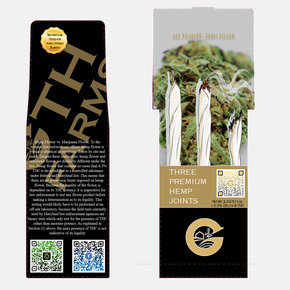 Georgetown Hemp | EXCLUSIVE | THE G-PACK | 3-PACK | PURPLE KUSH (PK) 11.8% |