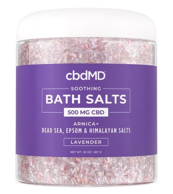 cbdMD | cbdMD Bath Salts |