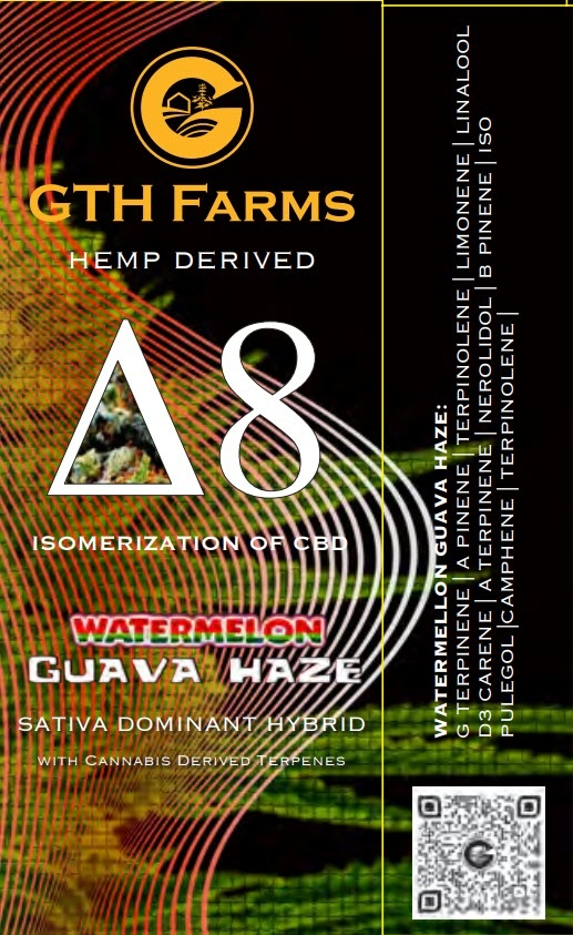 Georgetown Hemp | GTH | DELTA 8 HEMP CARTRIDGES |  10 FLAVORS |