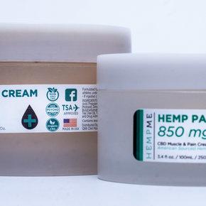 HempMe | HempME | CBD PAIN & REPAIR CREAM | 850mg to 1500mg |