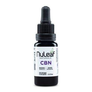 NuLeaf Naturals | FULL SPECTRUM CBN OIL | 900mg | 15ml BOTTLE |
