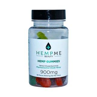 HempMe   HempME   ORGANIC CBD GUMMIES   50mg per GUMMY  