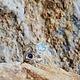 Aqua & Amethyst Ring - size 7