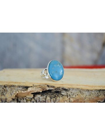 Turquoise Ring - size 10