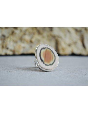 Imperial Jasper Ring - 7.5