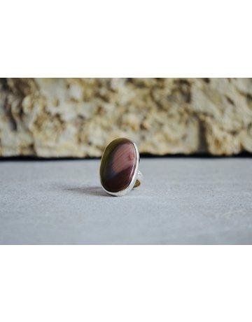 Imperial Jasper Ring -  size 5