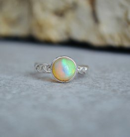Ethiopian Opal Ring - size 7