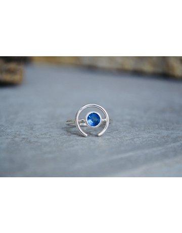 Kyanite Ring - size 8